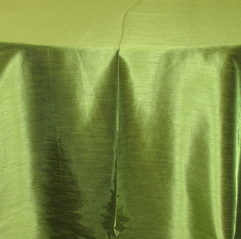 Eb Inc Events Caprice Tablecloth Artichoke Green